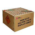 Eclipse 100 shots Display Cake (2)