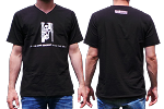 T-Shirt Zena Black Men Small